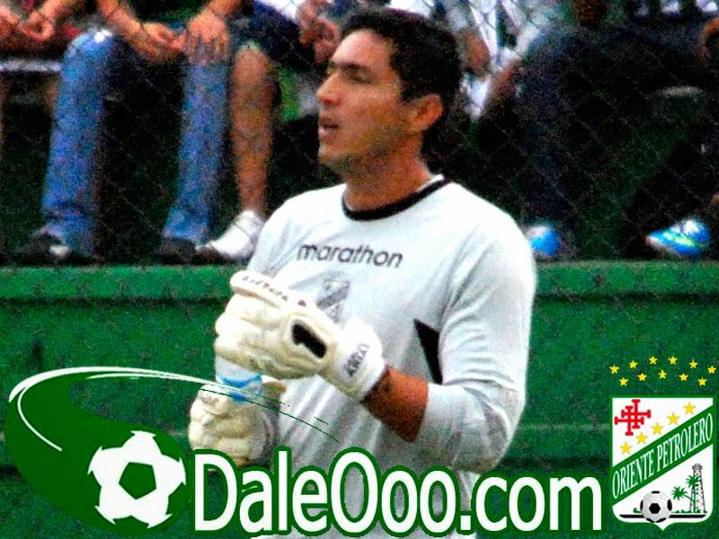 Oriente Petrolero - Carlos Arias - Oriente Petrolero vs Sport Boys - DaleOoo.com sitio del Club Oriente Petrolero