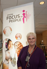 "Xpressive Handz Joyce Edmiston Wins Oticon's 2014 ""Focus on People"" award for Advocacy"