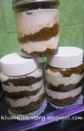 Idayuni Resepi Tiramisu Dalam Balang Tiramisu In Jar