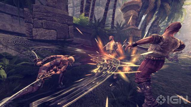 Blades Of Time Xbox 360 Español 2012