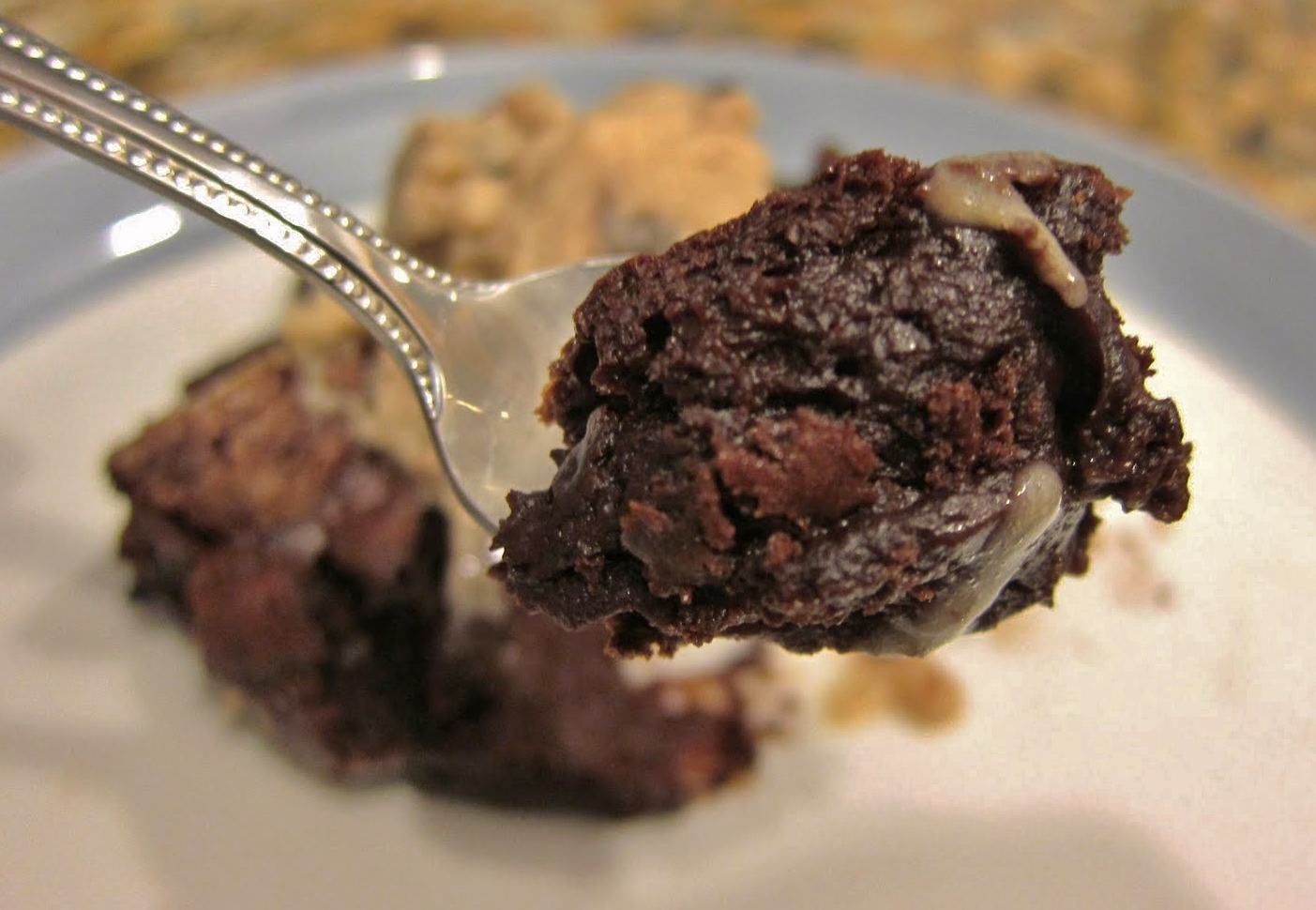 The Vegan Chronicle: Hot Chocolate Souffle