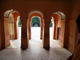Jal Mahal, Pinzore Garden, Haryana