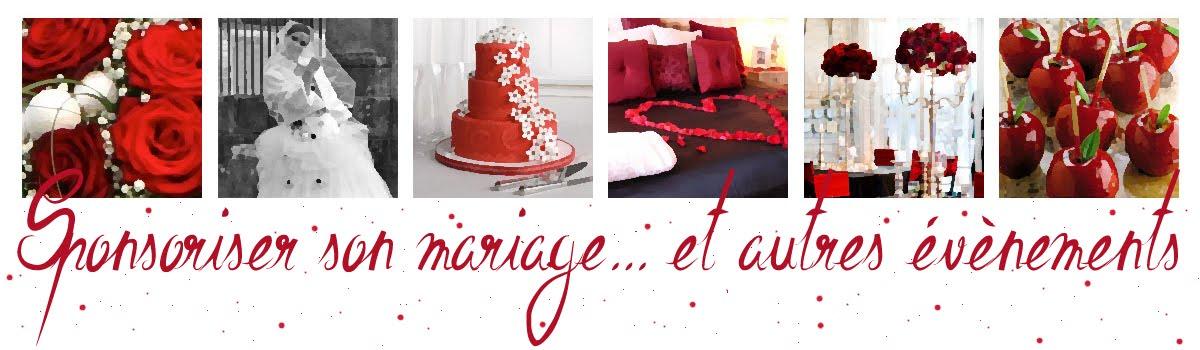 sponsoriser son mariage et autres venements - Sponsoriser Son Mariage