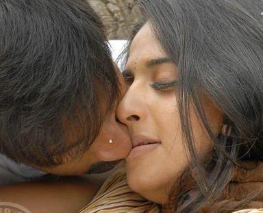 Anushka Hot Lip Kiss