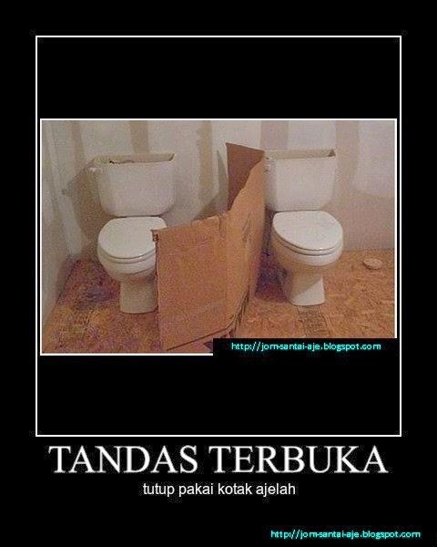 TANDAS TERBUKA