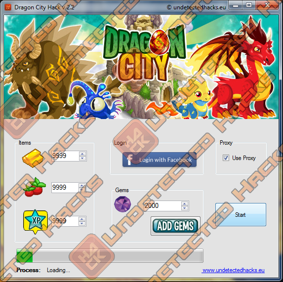 Dragon City Hack [Latest Version]