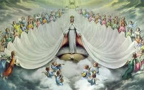 Nossa Senhora Rainha do Universo nas mensagens a uma vidente húngara