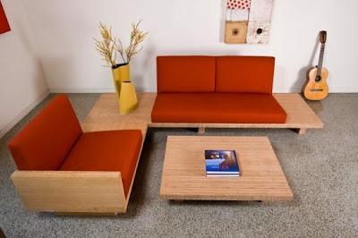 diseño de sofá
