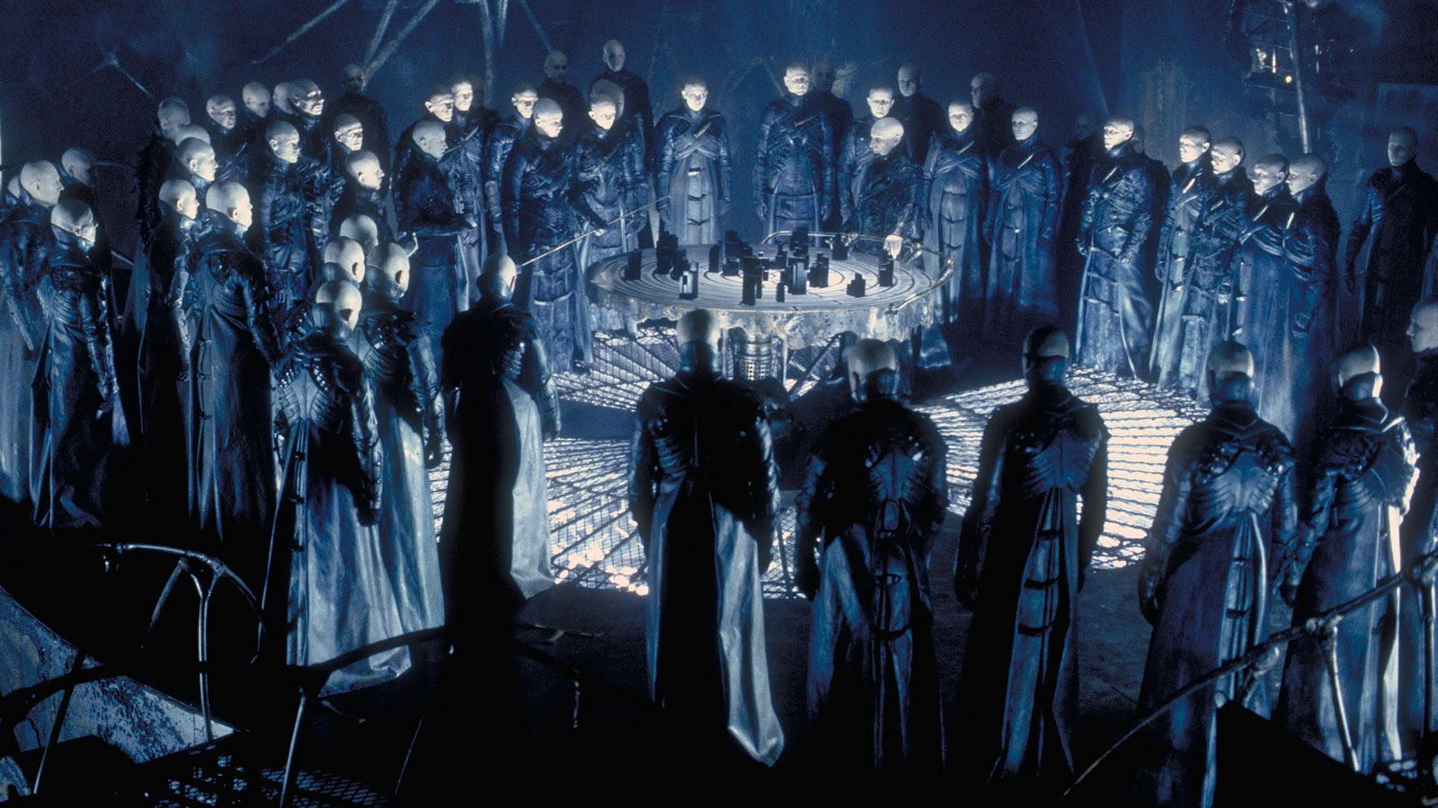 obscurendure: Review - Dark City (1998 - Dir. Alex Proyas)