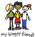 Bloggy friends