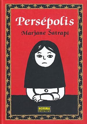 Persépolis,Marjane Satrapi,Norma Editorial  tienda de comics en México distrito federal, venta de comics en México df