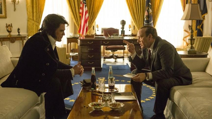 Michael Shannon em 'Elvis & Nixon'