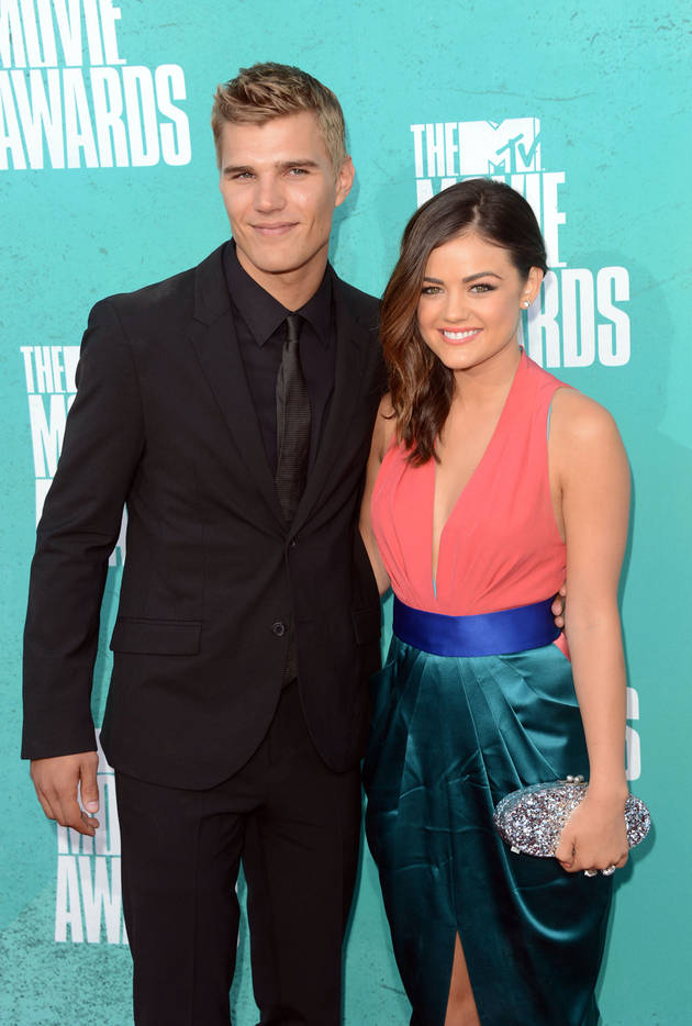 who is lucy hale dating september 2013 Lucy hale is an american actress and singer lucy (2013).