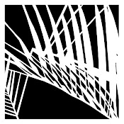PALM FRONDS SILHOUETTE SMALL
