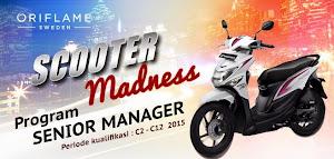 Senior Manager dapat Motor ? Klik