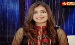 koffe Nazriya Nazim   Atlee   Koffe With DD Vijay TV 06 10 2013