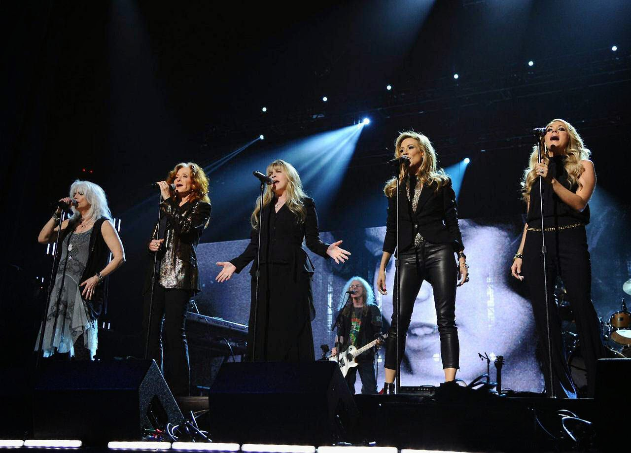 2014 rock and roll hall of fame induction ceremony