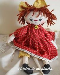 Que muñeca más bonita ha sorteado Reyes.
