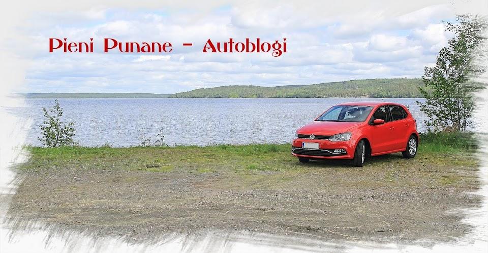 Pieni Punane - Autoblogi