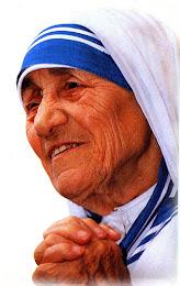 Beata Madre Tereza. Rogai por nós!