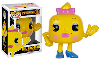 Funko Pop! Ms. Pac-Man