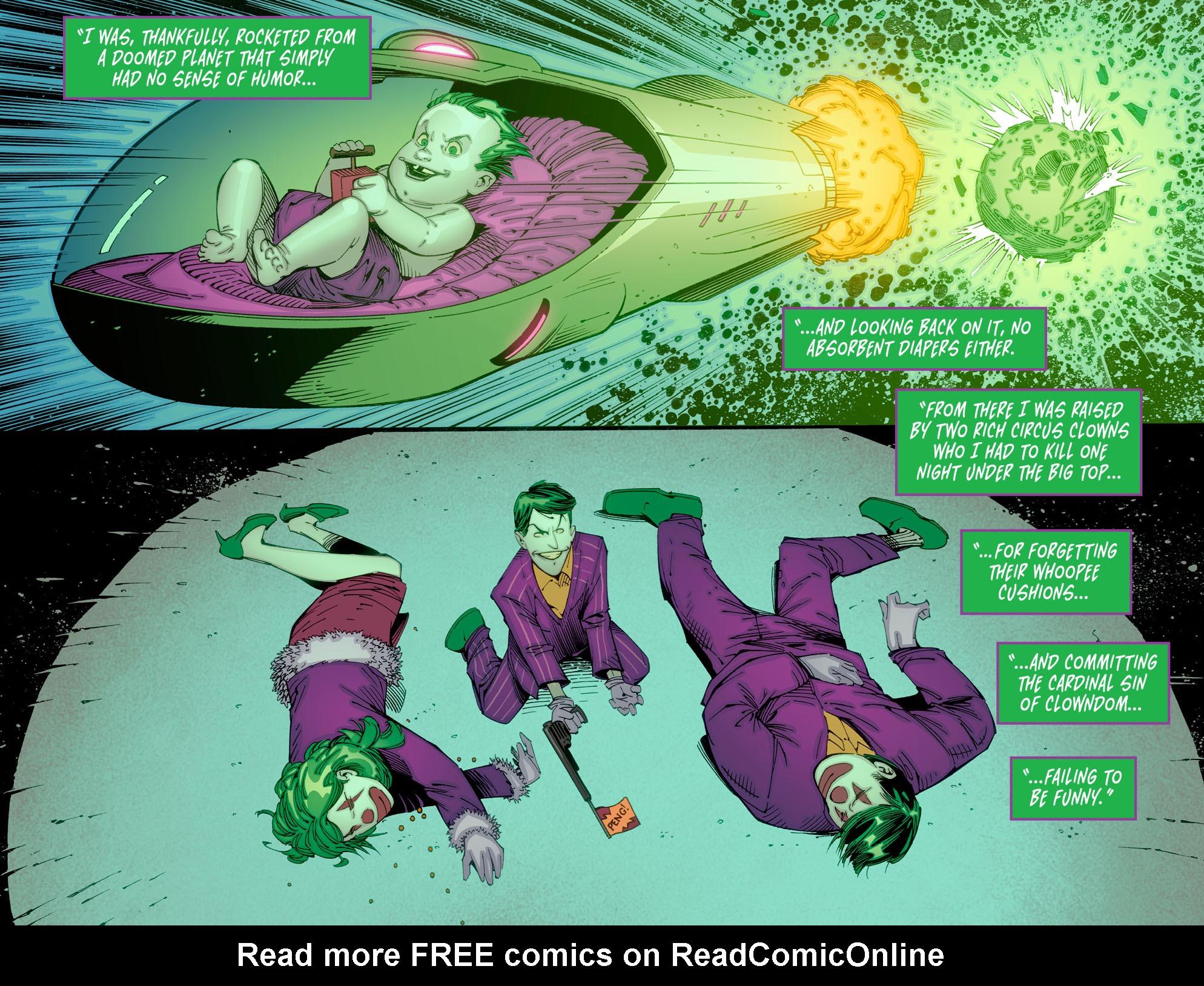 Batman: Arkham Knight [I] Issue #4 #6 - English 8