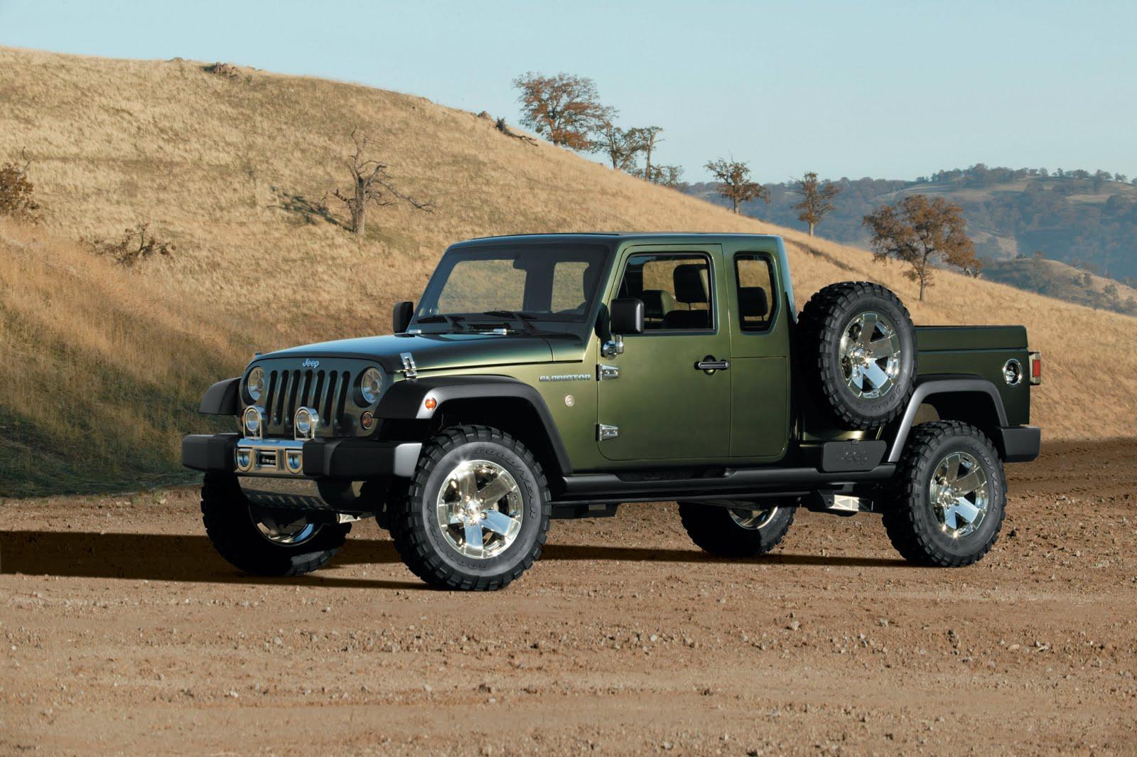 Lees Free Riff 2005 Jeep Gladiator Brochure Wrangler Pickup Concept