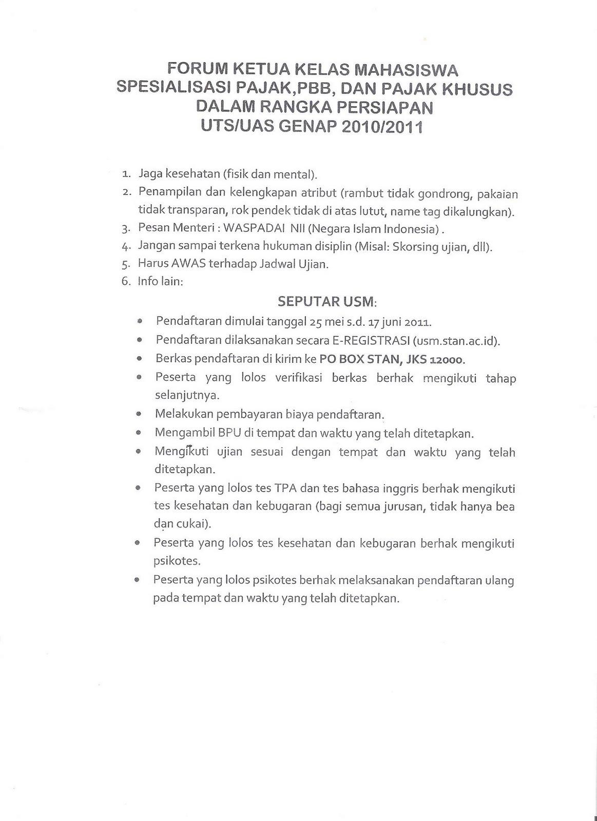 info stan