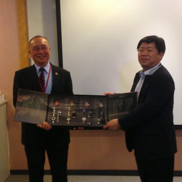 南京麒麟科技創新園訪問團