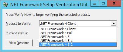 microsoft .net framework 4.6.1 (offline installer)