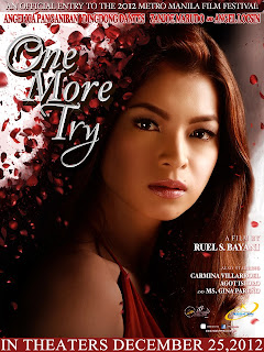 Angel Locsin as Grace in One More Try