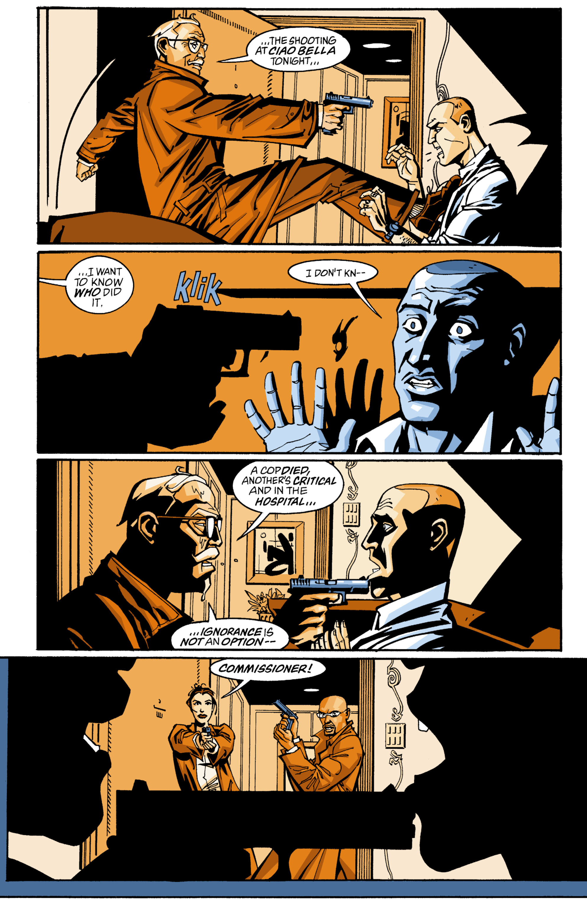 Detective Comics (1937) Issue #742 Page 17
