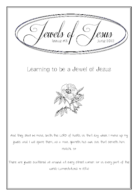 Jewels of Jesus Magazine Issue #3