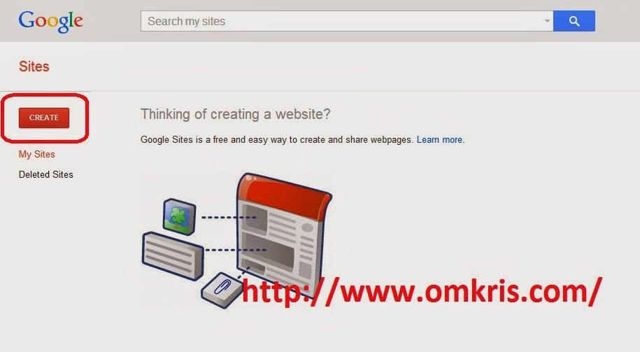 OM Kris : Cara Simpan Java Script JS di Google Site Terbaru dan Cara Menggunakannya