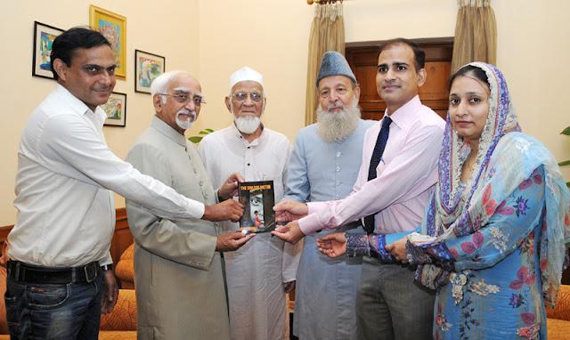 Vice President, Shri Mohd. Hamid Ansari