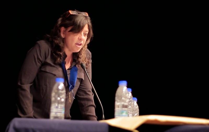 En el  Auditorio César Rengifo de la ULA se realizó el Homenaje Especial a Mariana Rondón.