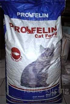 Review Makanan Kucing Profelin Radiokucing Com
