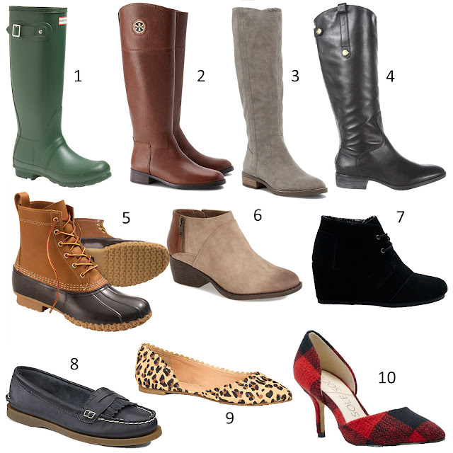 10 Shoes You Need This Fall
