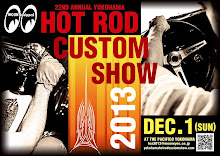 Hot Rod Custom Show 2013