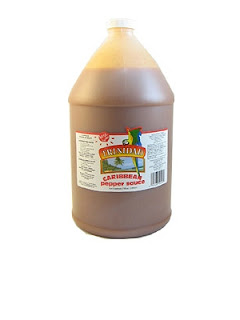 Trinidad Hot Sauce Gallon
