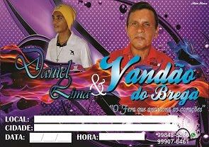 DANIEL LIMA & VANDÃO DO BREGA