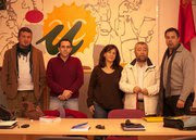 Reunion IU en Málaga