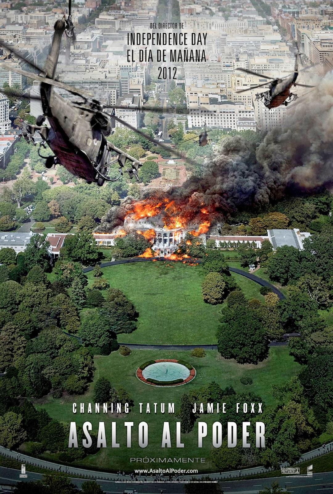 El cine seg n tfv objetivo la casa blanca 2 asalto al for La casa 2013