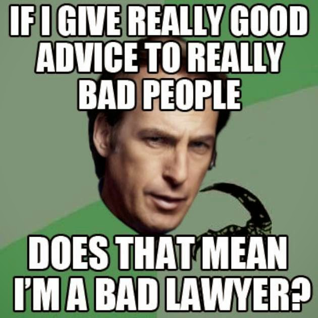 Bad Attorney Memes