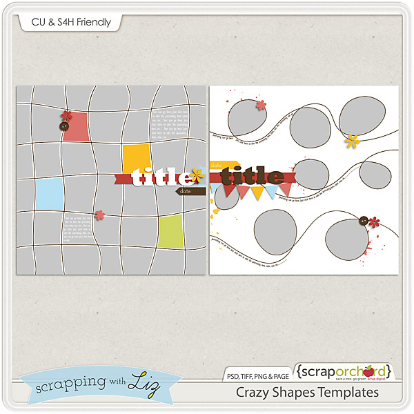http://scraporchard.com/market/Crazy-Shapes-Digital-Scrapbook-Templates.html