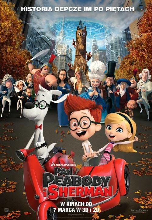 Pan Peabody iSherman (2014) iDzikie historie (2014)