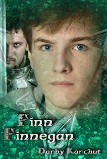 Cover Reveal: Finn Finnegan by Darby Karchut