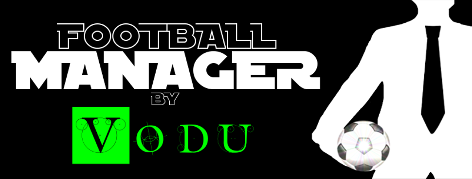 Football Manager by Vodu