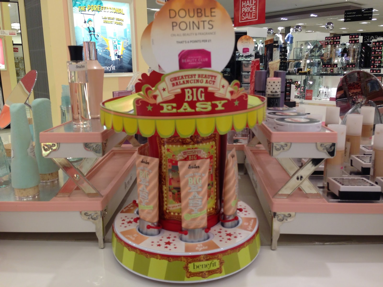 Bare Minerals Display Stand Bare Minerals Makeup Display