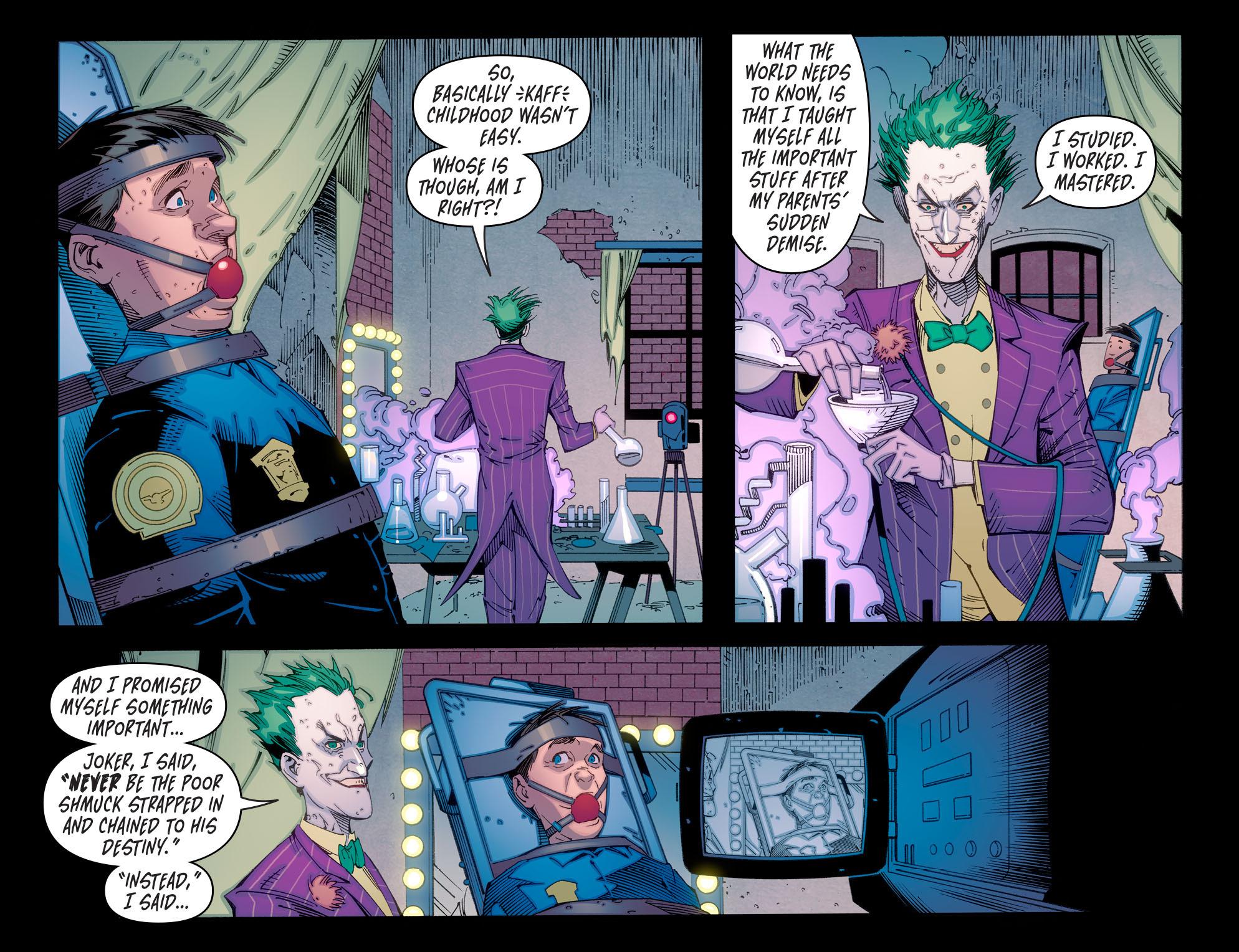 Batman: Arkham Knight [I] Issue #4 #6 - English 9